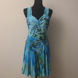 MADE IN THE USA.  Resort wear dress